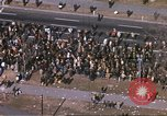 Image of Peace rally against Vietnam War Washington DC USA, 1969, second 12 stock footage video 65675059485