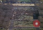 Image of March against Vietnam War Washington DC USA, 1969, second 7 stock footage video 65675059488