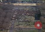 Image of March against Vietnam War Washington DC USA, 1969, second 8 stock footage video 65675059488
