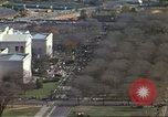 Image of March against Vietnam War Washington DC USA, 1969, second 12 stock footage video 65675059488