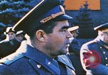 Image of armor parade Moscow Russia Soviet Union, 1974, second 6 stock footage video 65675059489