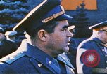 Image of armor parade Moscow Russia Soviet Union, 1974, second 7 stock footage video 65675059489