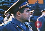 Image of armor parade Moscow Russia Soviet Union, 1974, second 9 stock footage video 65675059489