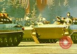 Image of armor parade Moscow Russia Soviet Union, 1974, second 2 stock footage video 65675059490