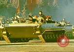 Image of armor parade Moscow Russia Soviet Union, 1974, second 3 stock footage video 65675059490