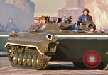 Image of armor parade Moscow Russia Soviet Union, 1974, second 11 stock footage video 65675059490
