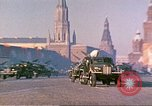 Image of armor parade Moscow Russia Soviet Union, 1974, second 5 stock footage video 65675059491