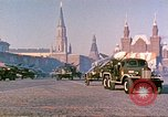 Image of armor parade Moscow Russia Soviet Union, 1974, second 7 stock footage video 65675059491