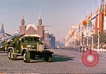 Image of armor parade Moscow Russia Soviet Union, 1974, second 12 stock footage video 65675059491