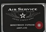 Image of DH-4 Honeymoon Express United States USA, 1919, second 5 stock footage video 65675059493
