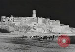 Image of mosque Kairouan Tunisia, 1942, second 8 stock footage video 65675059505