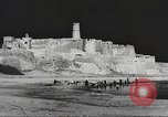 Image of mosque Kairouan Tunisia, 1942, second 9 stock footage video 65675059505