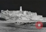 Image of mosque Kairouan Tunisia, 1942, second 10 stock footage video 65675059505