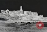 Image of mosque Kairouan Tunisia, 1942, second 11 stock footage video 65675059505