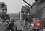 Image of Major General Patrick inspecting aircraft Dayton Ohio USA, 1926, second 12 stock footage video 65675059514