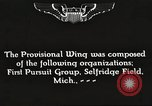 Image of 1st Provisional Wing San Diego California USA, 1930, second 11 stock footage video 65675059529