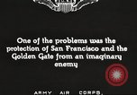 Image of A-3 aircraft San Francisco California USA, 1930, second 2 stock footage video 65675059539