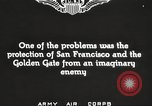 Image of A-3 aircraft San Francisco California USA, 1930, second 4 stock footage video 65675059539