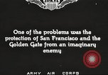 Image of A-3 aircraft San Francisco California USA, 1930, second 8 stock footage video 65675059539