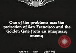 Image of A-3 aircraft San Francisco California USA, 1930, second 9 stock footage video 65675059539