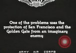 Image of A-3 aircraft San Francisco California USA, 1930, second 11 stock footage video 65675059539