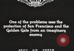 Image of A-3 aircraft San Francisco California USA, 1930, second 12 stock footage video 65675059539