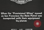 Image of A-3 aircraft San Francisco California USA, 1930, second 4 stock footage video 65675059540