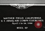 Image of Major General Hines California United States USA, 1930, second 1 stock footage video 65675059541