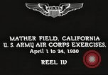 Image of Major General Hines California United States USA, 1930, second 5 stock footage video 65675059541