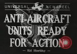 Image of anti aircraft unit California United States USA, 1942, second 1 stock footage video 65675059548