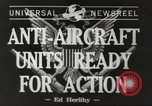 Image of anti aircraft unit California United States USA, 1942, second 4 stock footage video 65675059548