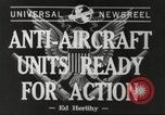 Image of anti aircraft unit California United States USA, 1942, second 5 stock footage video 65675059548