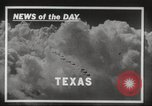 Image of bomb range Texas United States USA, 1942, second 4 stock footage video 65675059551