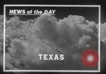Image of bomb range Texas United States USA, 1942, second 5 stock footage video 65675059551