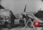 Image of Lancaster bombers Eindhoven Netherlands, 1942, second 9 stock footage video 65675059556