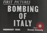 Image of Lancaster bombers Genoa Italy, 1942, second 4 stock footage video 65675059557