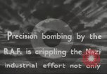 Image of British bombers Paris France, 1942, second 12 stock footage video 65675059558