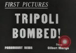 Image of B-17 aircraft Tripoli Libya, 1942, second 3 stock footage video 65675059559