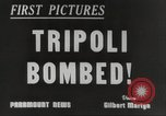 Image of B-17 aircraft Tripoli Libya, 1942, second 6 stock footage video 65675059559