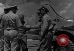Image of General Spaatz Tinian Island Mariana Islands, 1944, second 3 stock footage video 65675059566