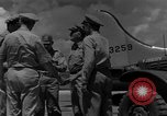 Image of General Spaatz Tinian Island Mariana Islands, 1944, second 4 stock footage video 65675059566