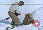 Image of snow rangers Alta Utah USA, 1950, second 1 stock footage video 65675059572