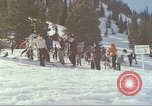 Image of avalanche Alta Utah USA, 1950, second 5 stock footage video 65675059576