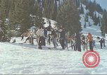 Image of avalanche Alta Utah USA, 1950, second 6 stock footage video 65675059576