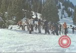 Image of avalanche Alta Utah USA, 1950, second 7 stock footage video 65675059576