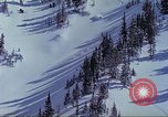 Image of avalanche Alta Utah USA, 1950, second 10 stock footage video 65675059576