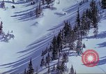 Image of avalanche Alta Utah USA, 1950, second 11 stock footage video 65675059576