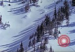 Image of avalanche Alta Utah USA, 1950, second 12 stock footage video 65675059576