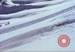Image of slab avalanche Alta Utah USA, 1950, second 7 stock footage video 65675059577