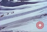 Image of slab avalanche Alta Utah USA, 1950, second 8 stock footage video 65675059577